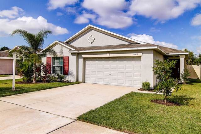 1504 Redmond Brook Lane, Ruskin, FL 33570 (MLS #T3209207) :: Griffin Group