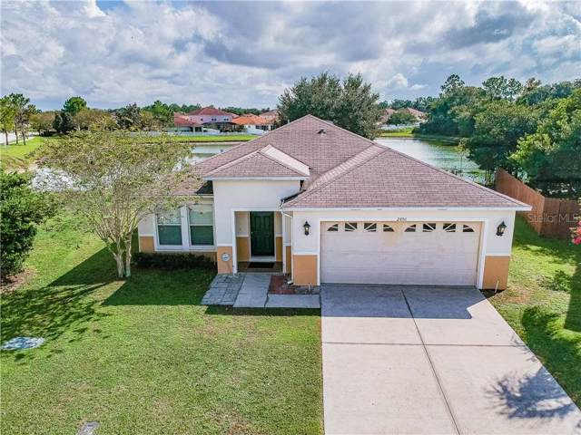 2496 Brownwood Drive, Mulberry, FL 33860 (MLS #T3209316) :: Gate Arty & the Group - Keller Williams Realty Smart