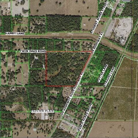 0 Us Highway 41, Spring Hill, FL 34610 (MLS #T3209342) :: Griffin Group