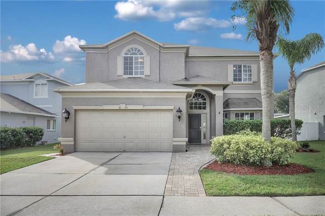 4130 Harbor Lake Drive, Lutz, FL 33558 (MLS #T3209368) :: Rabell Realty Group