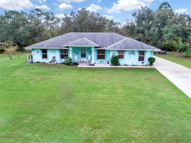 4201 Poinciana Drive, Indian Lake Estates, FL 33855 (MLS #T3209381) :: Cartwright Realty