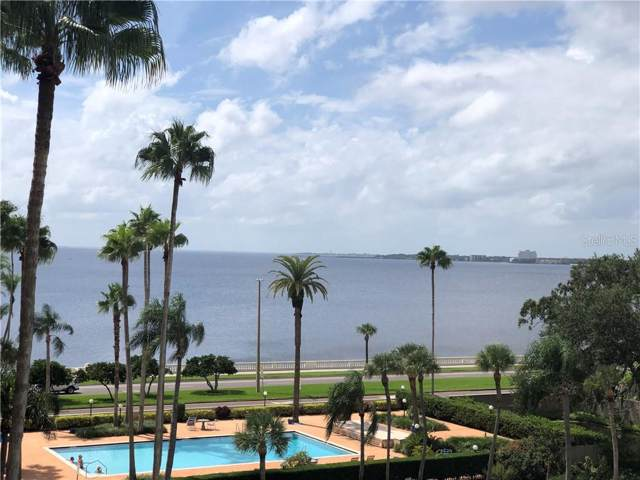 2401 Bayshore Boulevard #503, Tampa, FL 33629 (MLS #T3209473) :: Premier Home Experts