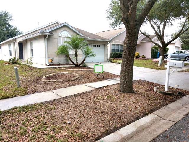 342 Summer Sails Drive, Valrico, FL 33594 (MLS #T3209530) :: Team Bohannon Keller Williams, Tampa Properties