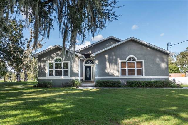 406 Swilley Road, Plant City, FL 33567 (MLS #T3209537) :: Gate Arty & the Group - Keller Williams Realty Smart