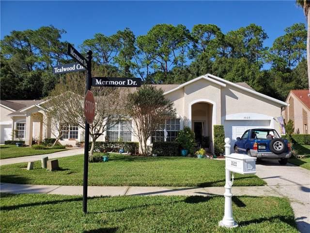 3522 Tealwood Circle, Palm Harbor, FL 34685 (MLS #T3209626) :: Burwell Real Estate