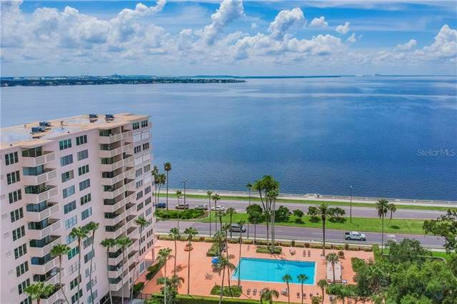 2401 Bayshore Boulevard 510 410, Tampa, FL 33629 (MLS #T3209638) :: The Light Team