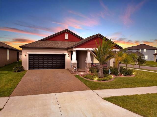 10208 Count Fleet Drive, Ruskin, FL 33573 (MLS #T3209686) :: Team Bohannon Keller Williams, Tampa Properties