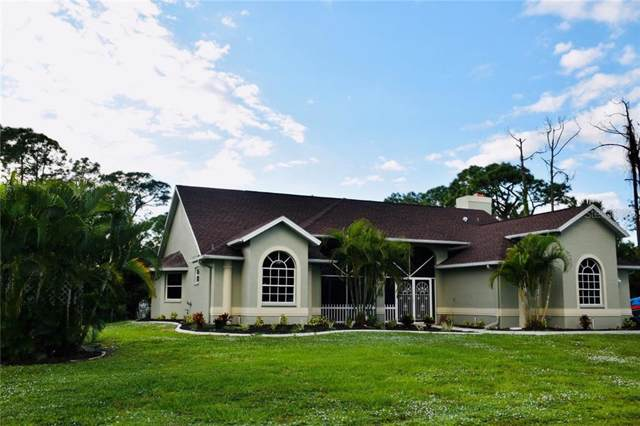 9225 Strasse Boulevard, Punta Gorda, FL 33982 (MLS #T3209689) :: Griffin Group