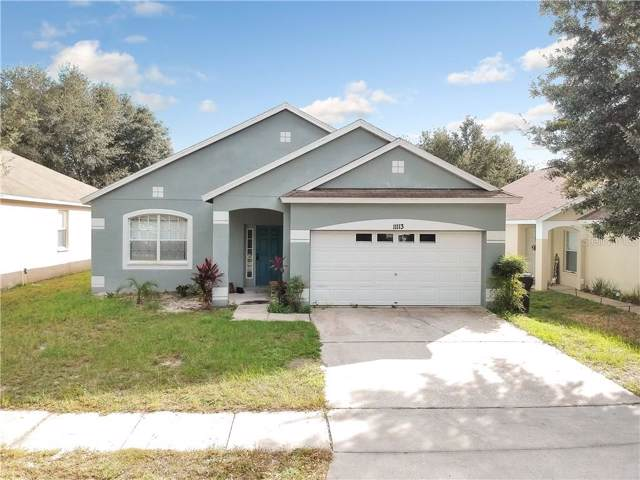 11113 Newbridge Drive, Riverview, FL 33579 (MLS #T3209785) :: Team Bohannon Keller Williams, Tampa Properties