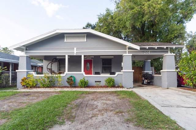 201 W Giddens Avenue, Tampa, FL 33603 (MLS #T3209793) :: Team Bohannon Keller Williams, Tampa Properties