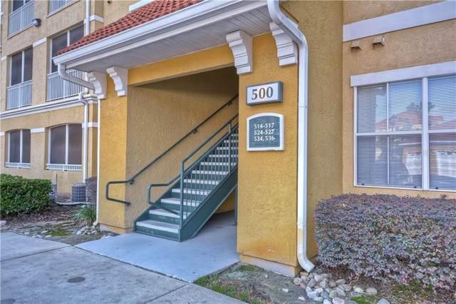 18001 Richmond Place Drive #533, Tampa, FL 33647 (MLS #T3209809) :: 54 Realty
