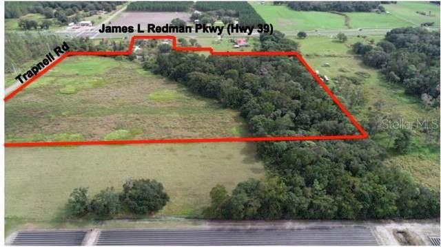 3603 James L Redman Parkway, Plant City, FL 33567 (MLS #T3209819) :: Gate Arty & the Group - Keller Williams Realty Smart