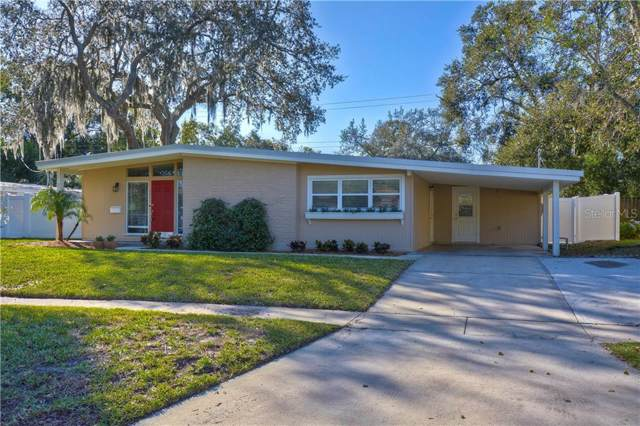 3306 Nakora Drive, Tampa, FL 33618 (MLS #T3209841) :: Team Bohannon Keller Williams, Tampa Properties