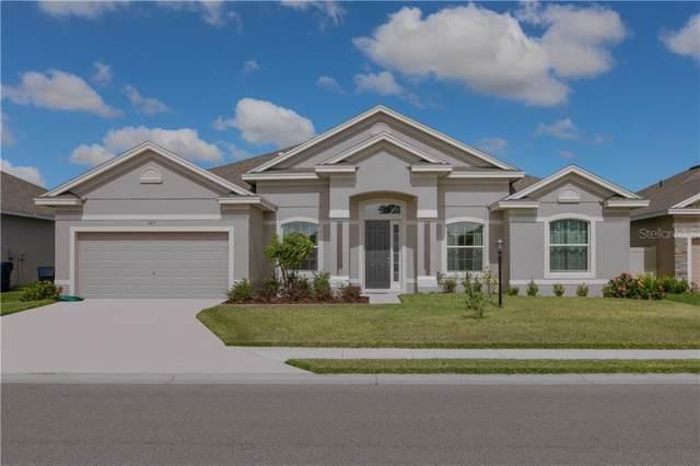 6225 Troi Lane, Lakeland, FL 33813 (MLS #T3209846) :: Burwell Real Estate