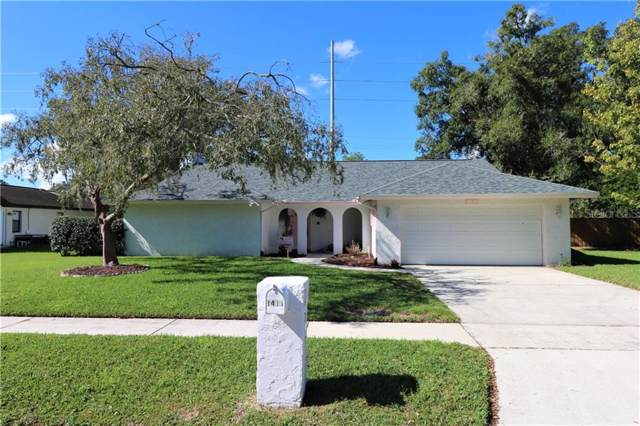 1411 Oakwood Lane, Plant City, FL 33563 (MLS #T3209866) :: Gate Arty & the Group - Keller Williams Realty Smart