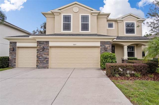 12615 Drakefield Drive, Spring Hill, FL 34610 (MLS #T3209871) :: Team TLC   Mihara & Associates