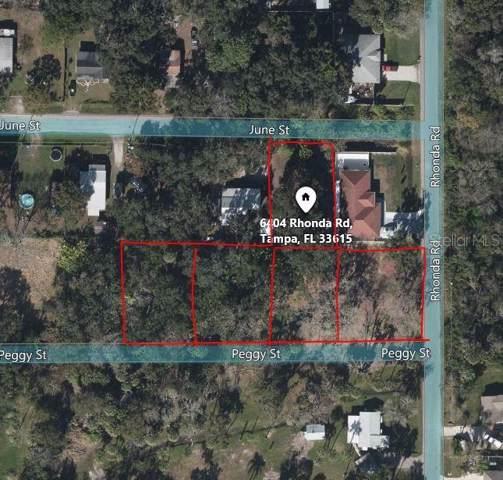 6404 Rhonda Road, Tampa, FL 33615 (MLS #T3209896) :: Team Bohannon Keller Williams, Tampa Properties