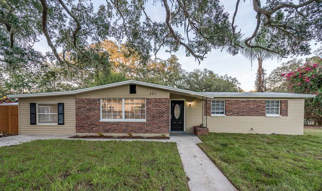 301 Wooten Road, Lutz, FL 33548 (MLS #T3209923) :: Team TLC | Mihara & Associates