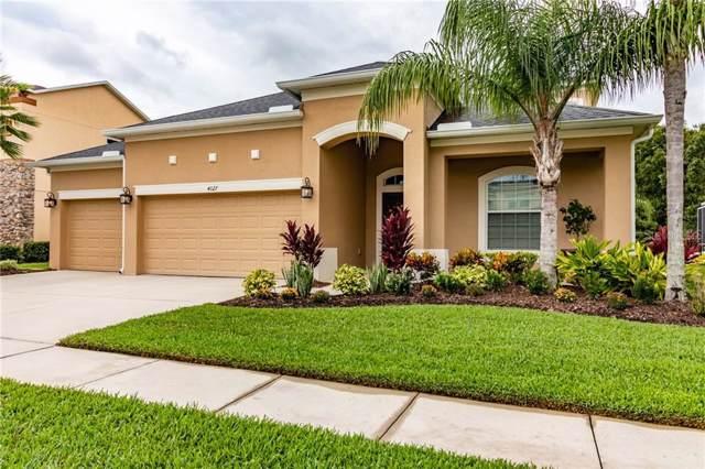 4027 Windcrest Drive, Wesley Chapel, FL 33544 (MLS #T3209972) :: Team Bohannon Keller Williams, Tampa Properties
