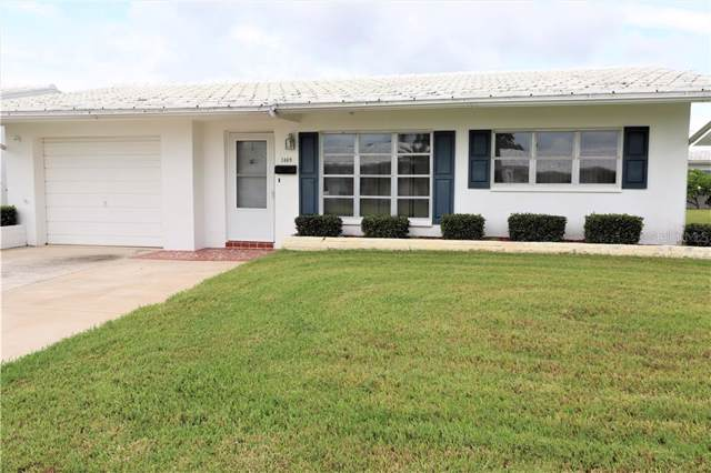 3469 100TH Terrace N #4, Pinellas Park, FL 33782 (MLS #T3209977) :: Florida Real Estate Sellers at Keller Williams Realty
