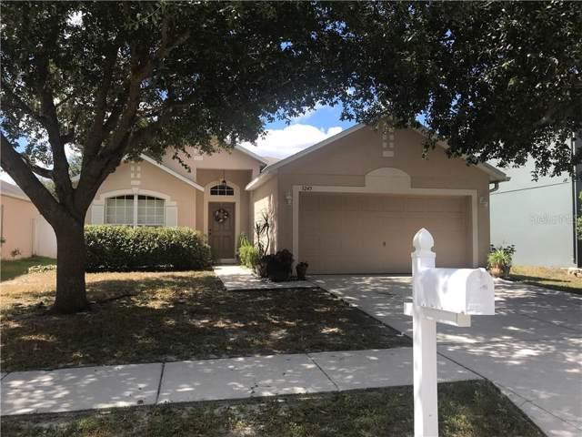 3245 Bellericay Lane, Land O Lakes, FL 34638 (MLS #T3210035) :: Florida Real Estate Sellers at Keller Williams Realty