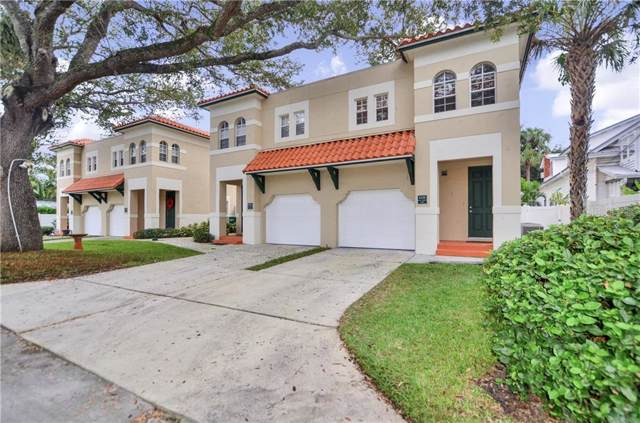 1013 W Horatio Street D, Tampa, FL 33606 (MLS #T3210046) :: Gate Arty & the Group - Keller Williams Realty Smart