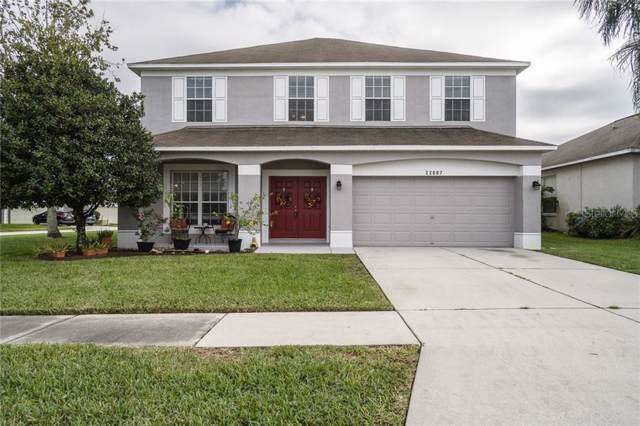 22607 Marsh Wren Drive, Land O Lakes, FL 34639 (MLS #T3210071) :: Rabell Realty Group