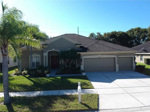 22407 Eagles Watch Drive, Land O Lakes, FL 34639 (MLS #T3210124) :: 54 Realty