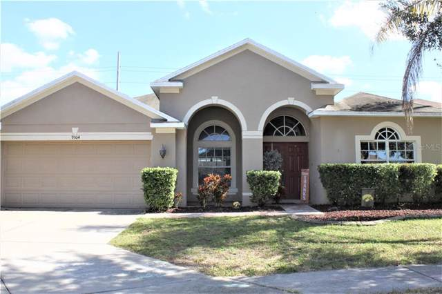 9304 Laurel Ledge Drive, Riverview, FL 33569 (MLS #T3210128) :: Team Bohannon Keller Williams, Tampa Properties