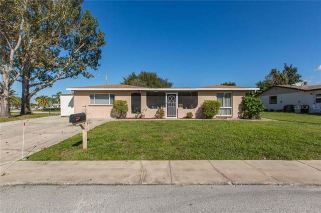 7825 Prairie Drive, Port Richey, FL 34668 (MLS #T3210201) :: Burwell Real Estate