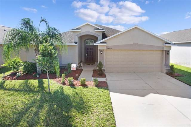 12315 Eagle Swoop Place, Riverview, FL 33579 (MLS #T3210323) :: Team Bohannon Keller Williams, Tampa Properties
