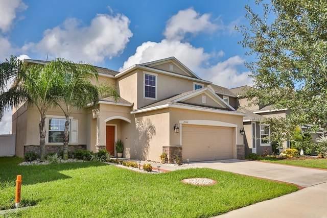 2332 Dovesong Trace Drive, Ruskin, FL 33570 (MLS #T3210346) :: Team Bohannon Keller Williams, Tampa Properties