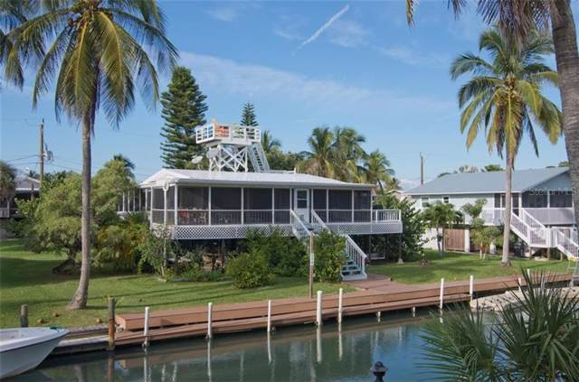 9752 Little Gasparilla Island, Placida, FL 33946 (MLS #T3210347) :: The BRC Group, LLC
