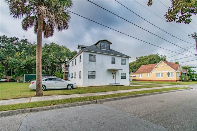 101 W Lemon Street, Tarpon Springs, FL 34689 (MLS #T3210350) :: Lucido Global
