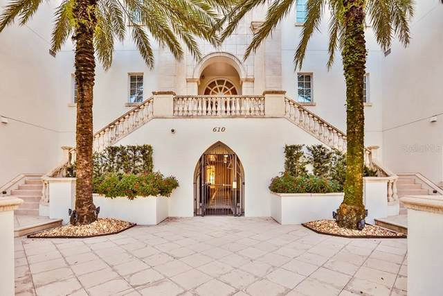 610 S Rome Avenue #301, Tampa, FL 33606 (MLS #T3210401) :: Dalton Wade Real Estate Group