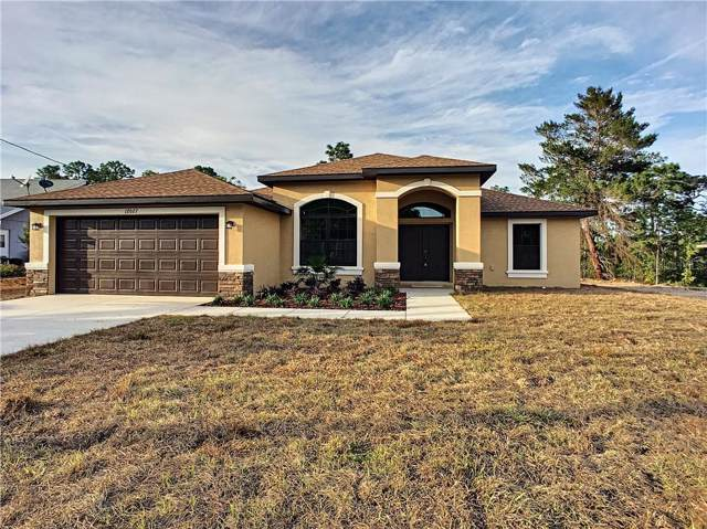 5152 Abagail Drive, Spring Hill, FL 34608 (MLS #T3210437) :: Griffin Group