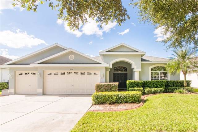 1424 Rowantree Drive, Dover, FL 33527 (MLS #T3210512) :: Team Borham at Keller Williams Realty