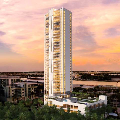858 Channelside Drive 14S, Tampa, FL 33602 (MLS #T3210540) :: The Duncan Duo Team