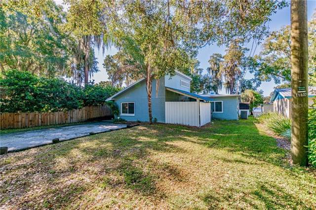 213 W Chapman Road, Lutz, FL 33548 (MLS #T3210554) :: The Comerford Group
