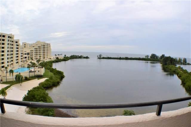 6035 Sea Ranch Drive #501, Hudson, FL 34667 (MLS #T3210585) :: EXIT King Realty