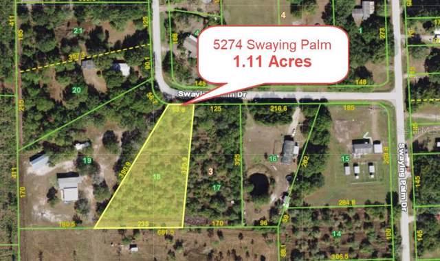 5274 Swaying Palm Drive, Punta Gorda, FL 33982 (MLS #T3210587) :: Medway Realty