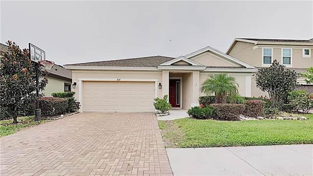 814 Viscount Street, Brandon, FL 33511 (MLS #T3210900) :: Team Bohannon Keller Williams, Tampa Properties
