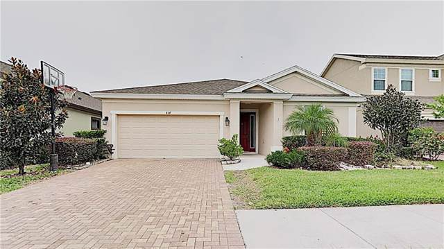 814 Viscount Street, Brandon, FL 33511 (MLS #T3210900) :: Dalton Wade Real Estate Group