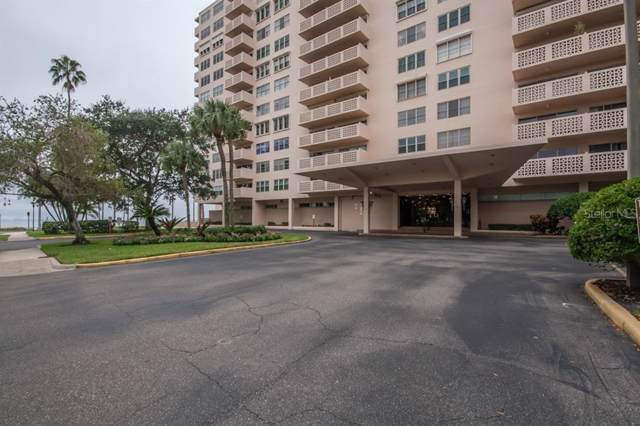 2401 Bayshore Blvd #502, Tampa, FL 33629 (MLS #T3210972) :: Zarghami Group