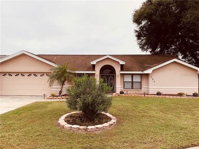 721 Powder Horn Row, Lakeland, FL 33809 (MLS #T3211037) :: Cartwright Realty