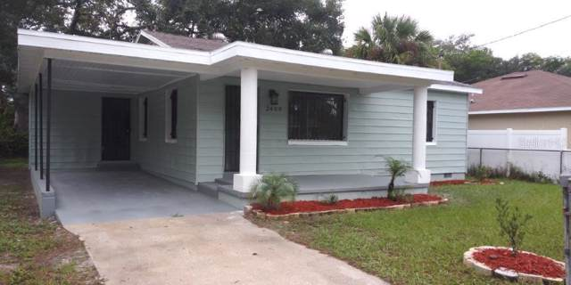 2409 E Ida Street, Tampa, FL 33610 (MLS #T3211068) :: The Price Group