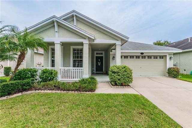18228 Fall Creek Drive, Lutz, FL 33558 (MLS #T3211154) :: Team Bohannon Keller Williams, Tampa Properties