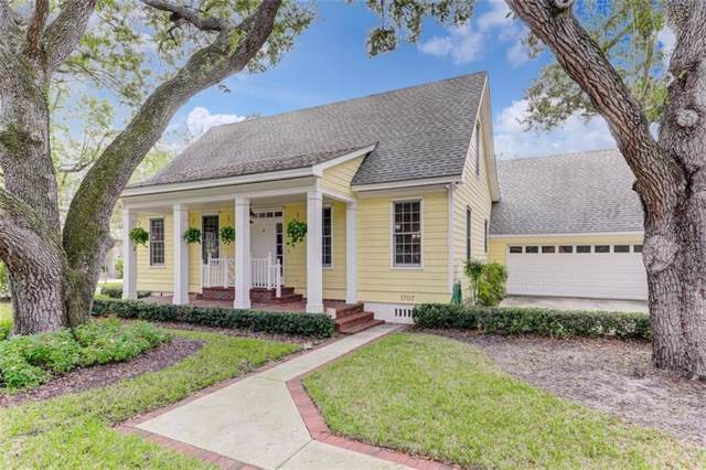 1707 S Hesperides Street, Tampa, FL 33629 (MLS #T3211243) :: 54 Realty