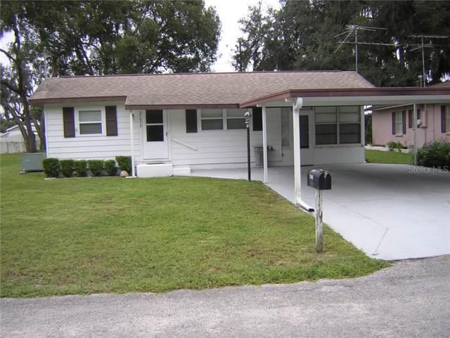 37650 Hardwood Avenue, Zephyrhills, FL 33541 (MLS #T3211297) :: Team Borham at Keller Williams Realty