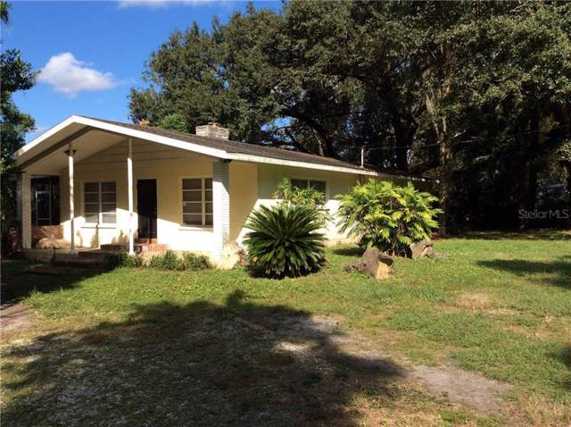410 Hayes Road, Lutz, FL 33549 (MLS #T3211315) :: 54 Realty